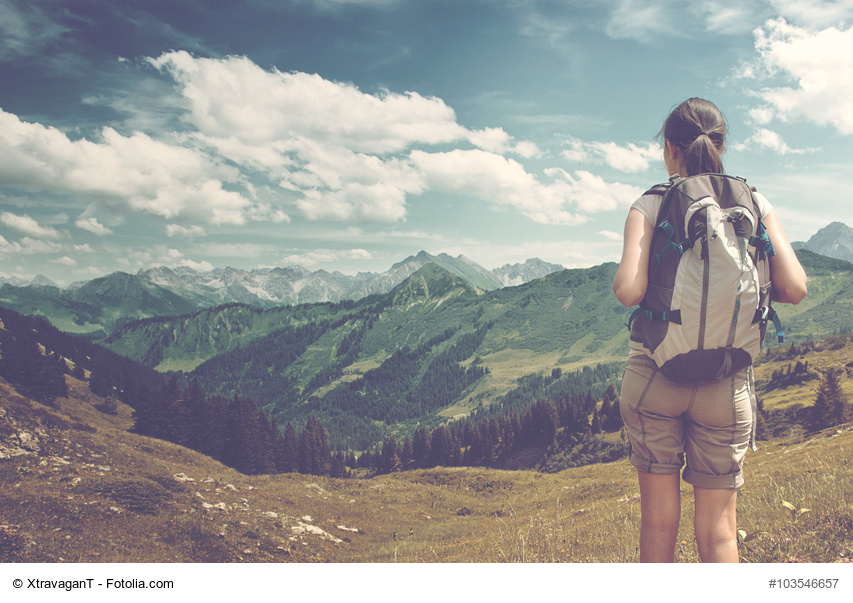 Backpacking und Trekking